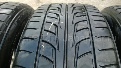 Летниe шины firestone wide oval 215/45 17 дюймов б/у в Челябинске