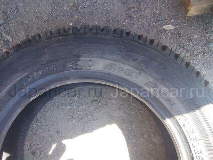 Зимние шины 175/65 14 дюймов б/у в Бийске