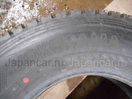 Зимние шины Yokohama Sy01 205/85 16 дюймов б/у во Владивостоке