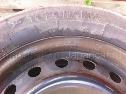 Летниe колеса Yokohama 205/65 15 дюймов ширина 6 дюймов вылет 45 мм. б/у во Владивостоке