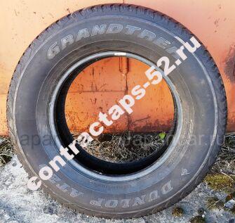 Летниe шины Dunlop Grandtrek at20 275/65 17 дюймов б/у в Нижнем Новгороде