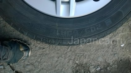 Летниe шины goodyear gt eco-stage 205/60 16 дюймов б/у в Челябинске