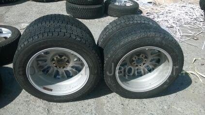 Зимние шины Goodyear Ice navi zea hybrid 195/60 16 дюймов б/у в Челябинске
