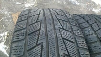 Зимние шины Nankang snow sv-2 235/45 17 дюймов б/у в Челябинске