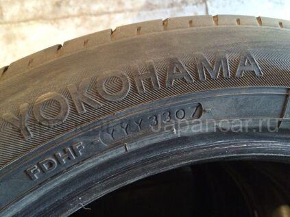 Летниe шины Yokohama 205/55 17 дюймов б/у в Уссурийске