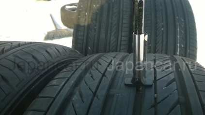 Летниe шины Goodyear Eagle ls premium 225/55 17 дюймов б/у в Челябинске