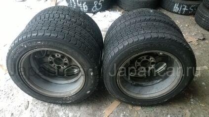 Зимние шины Goodyear Ice navi zea 215/55 16 дюймов б/у в Челябинске