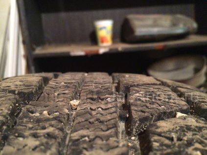 Зимние шины Triangle 215/60 17 дюймов б/у в Арсеньеве