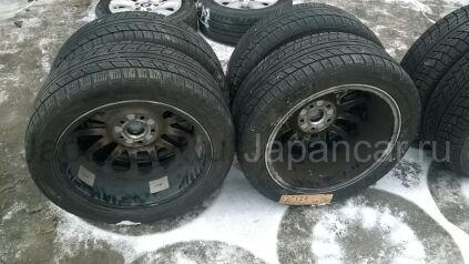 Зимние шины Nankang Snow viva sv-2 235/45 17 дюймов б/у в Челябинске
