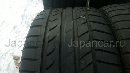 Летниe шины Dunlop sp sport maxx 235/45 17 дюймов б/у в Челябинске