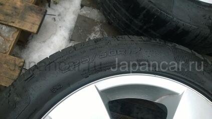 Летниe шины Goodyear Eagle nct 5 225/50 17 дюймов б/у в Челябинске