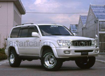 Расширители колесных арок на Toyota Land Cruiser 100 в Хабаровске