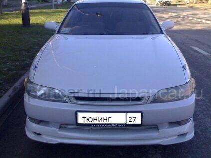 Комплект аэрообвесов на Toyota Mark II в Хабаровске