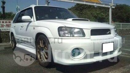 Губа на Subaru Forester в Благовещенске