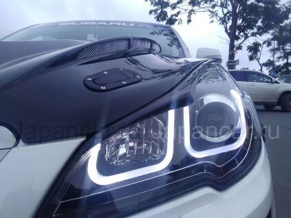 Накладки на фары на Subaru Legacy во Владивостоке