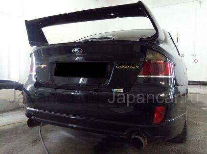 Реснички на Subaru Legacy во Владивостоке
