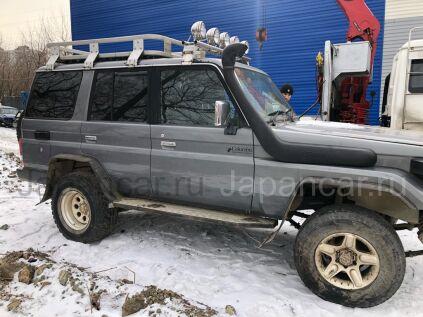 Toyota Land Cruiser 70 1999 года во Владивостоке