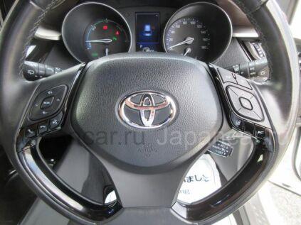 Toyota C-HR 2016 года в Иркутске