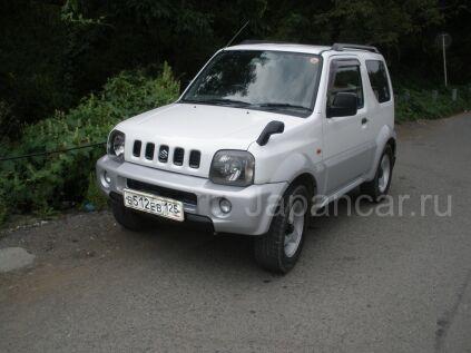 Suzuki Jimny Wide 2001 года во Владивостоке