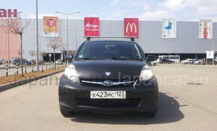 Subaru Justy 2008 года в Краснодаре