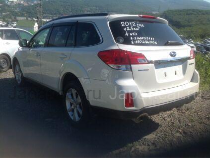 Subaru Outback 2012 года во Владивостоке