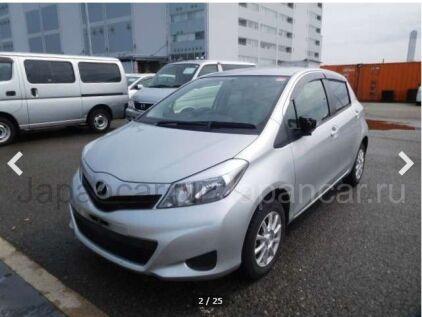 Toyota Vitz 2013 года в Японии, KOBE