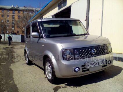 Nissan Cube 2005 года в Уссурийске
