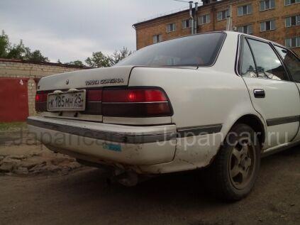 Toyota Corona 1989 года в Уссурийске