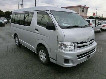 Toyota Hiace 2014 года в Японии, KOBE