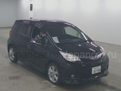 Subaru Trezia 2012 года в Японии