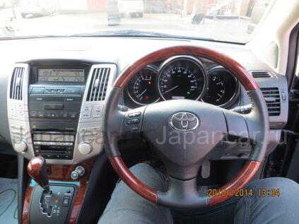 Toyota Harrier во Владивостоке