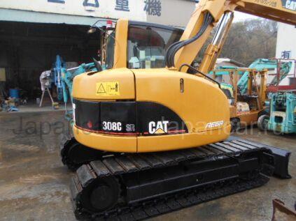Экскаватор Caterpillar 308CSR 2004 года во Владивостоке
