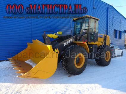 Погрузчик XCMG ZL50FV 2020 года в Хабаровске
