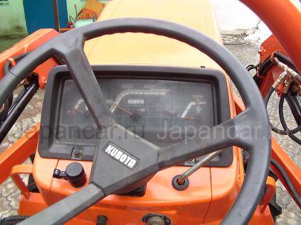 Трактор колесный Kubota BULLTRA B1-15 2015 года в Туле