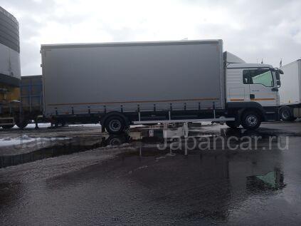 Фургон MAN TGL 2020 года в Москве