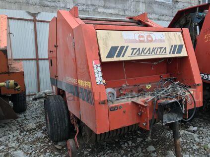 Пресс-подборщик Takakita RB1550HDS во Владивостоке