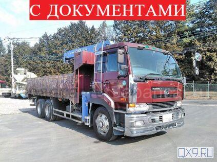 Бортовой+кран UD TRUCKS BIG THUMB 2002 года во Владивостоке
