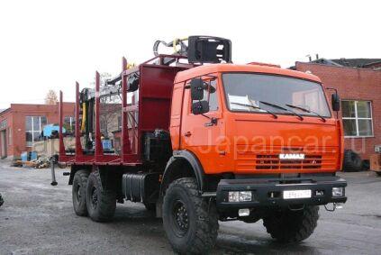Лесовоз Камаз 43118-1098 2015 года в Перми
