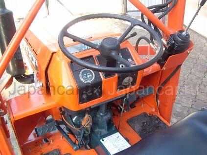 Трактор колесный Kubota В1502 2015 года в Туле