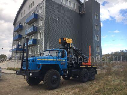 Лесовоз УРАЛ 55571-1151-72Е5 2018 года во Владивостоке