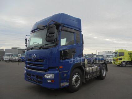 Тягач UD Trucks Quon 2013 года во Владивостоке