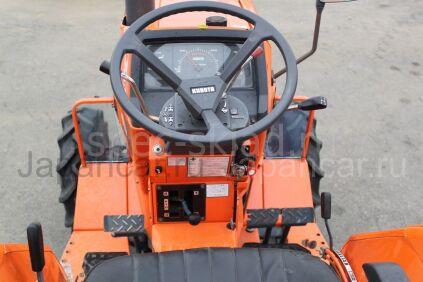 Трактор колесный Kubota B1-15D 2007 года в Саратове