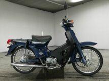 мотоцикл HONDA C50 SUPER CUB CUSTOM