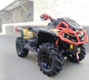 квадроцикл BRP 1000XMR