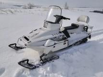 снегоход YAMAHA VK540 купить по цене 138000 р. во Владивостоке