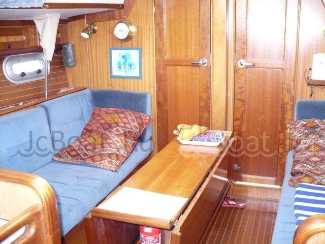 яхта парусная BAVARIA YACHTS Бавария 350 1992 года