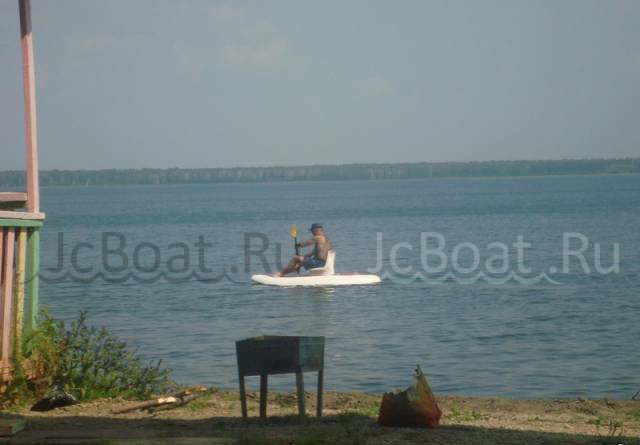лодка пластиковая СерфингПлот 2013 года