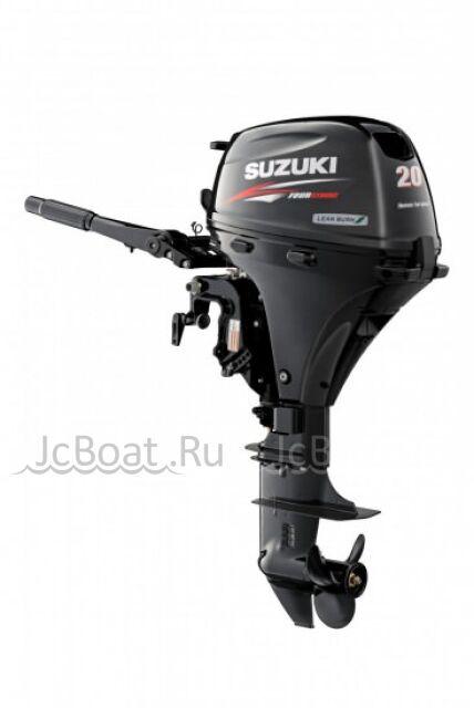 мотор подвесной SUZUKI DF20AS 2015 года