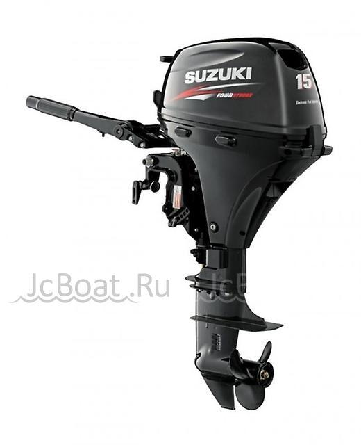 мотор подвесной SUZUKI DT15AS 2015 года