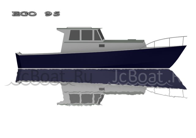 яхта моторная 2016 года